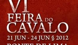 C.E.V.L. na organização da Feira do Cavalo de Ponte de Lima